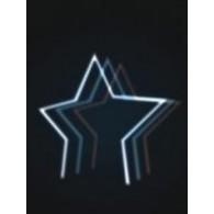 Арка праздничная Звездный триколор