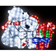 Светодиодные объемные акриловые фигуры Rich LED