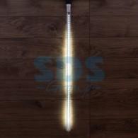 Сосулька светодиодная 100 см, 220V, Е27, двухсторонняя, 60х2 диодов, цвет диодов белый