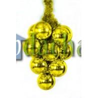 Гроздь из шаров - 14 шаров, диаметр 150мм