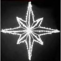 Звезда светодиодная 60 см