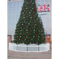 Ограждения - забор для Новогодних елок