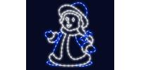 Светодиодные фигуры 2D