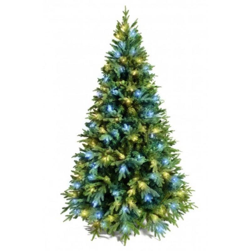 Купить белую искусственную елку в москве