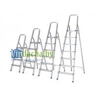 Лестница-стремянка алюм. 150 см 7 ступ. 5,6кг STARTUL (ST9716-07)
