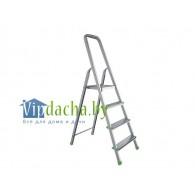 Лестница-стремянка алюминевая 119 см 6 ступ., 4,49 кг (до 120 кг) iTOSS Eurostyl (2916)