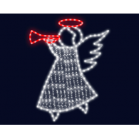 "2D фигура ""Ангел"""