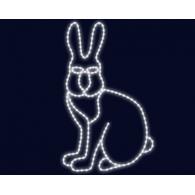 "2D фигура ""Заяц"""