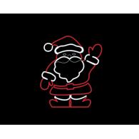 """Светодиодное изделие """"Дед Мороз"""""""
