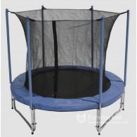 Комплект батут Fitness Trampoline 10FT-Internal с сеткой и лестницей, 306см