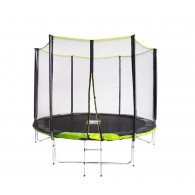 Батут Fitness Trampoline GREEN 10 FT Pro