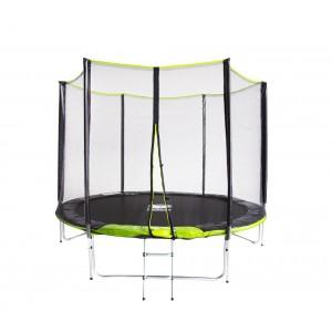 Батут Fitness Trampoline GREEN 10 FT Pro