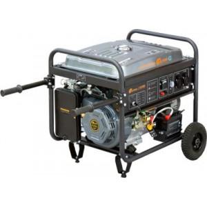 Бензиновый генератор Eland LA6500 А с автозапуском
