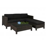 Комплект мебели QUEENS, угловой диван 12795