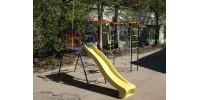 Детские спортивные комплексы для улицы