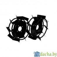 Грунтозацепы для мотоблока 350мм (комплект)