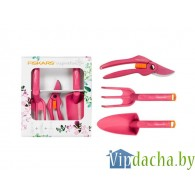 Набор инструмента FISKARS Inspiration Ruby (137140)