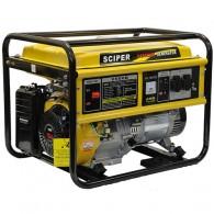 Бензиновый генератор Skiper LT6500B