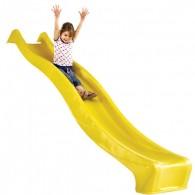 Скат для детской горки пластиковый С-лайн (3 метра)